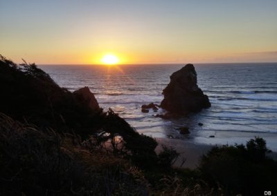 Escape to the Pacific sunsets